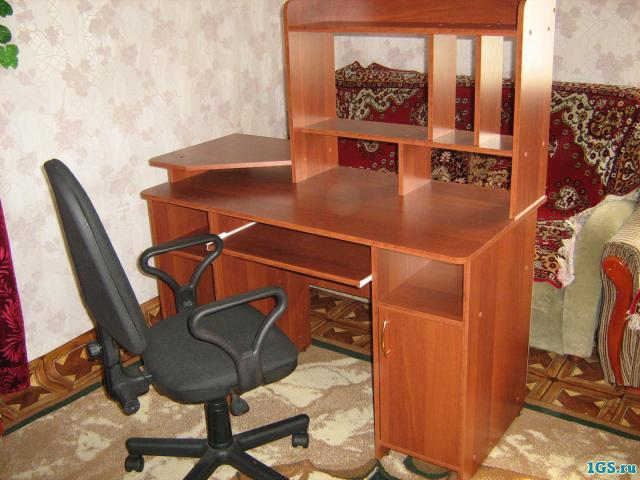 Компьютерный стол своими руками материалы